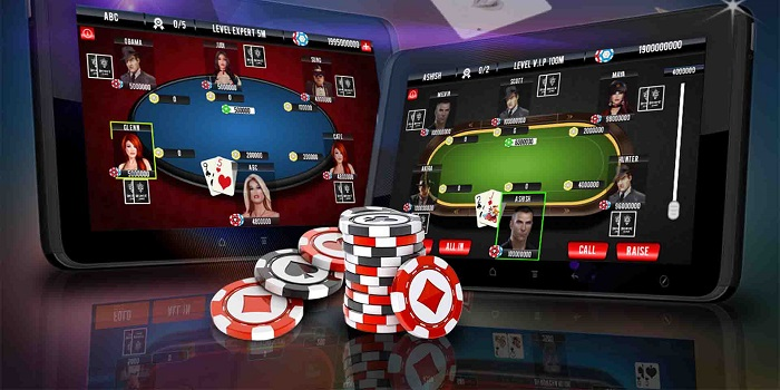 A Chick with a Bandar Poker OnlinePick